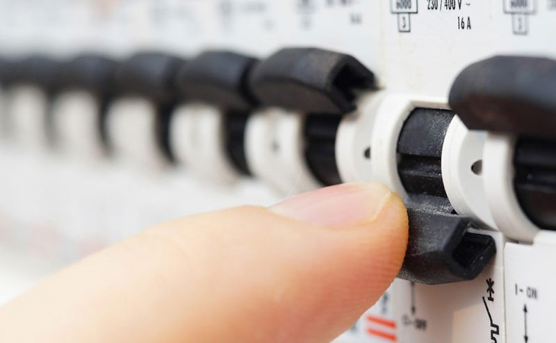 Fuse box or consumer unit replacements