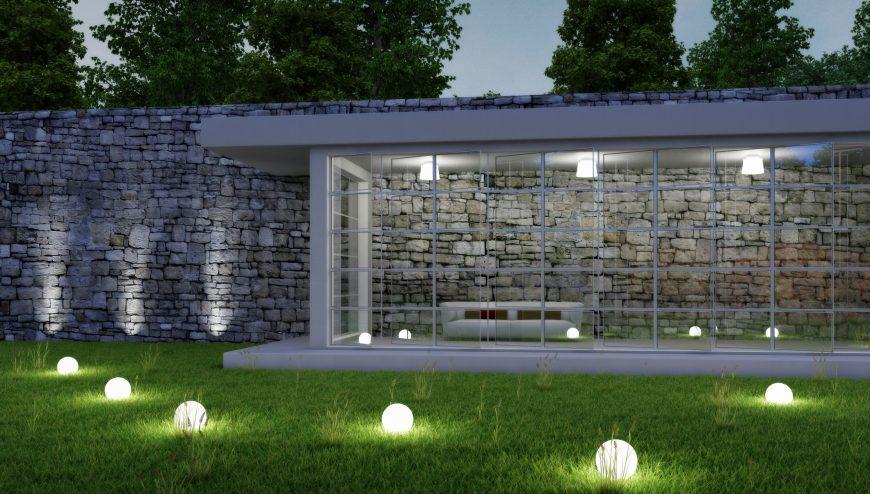 Garden, Outdoor and landscape Lighting